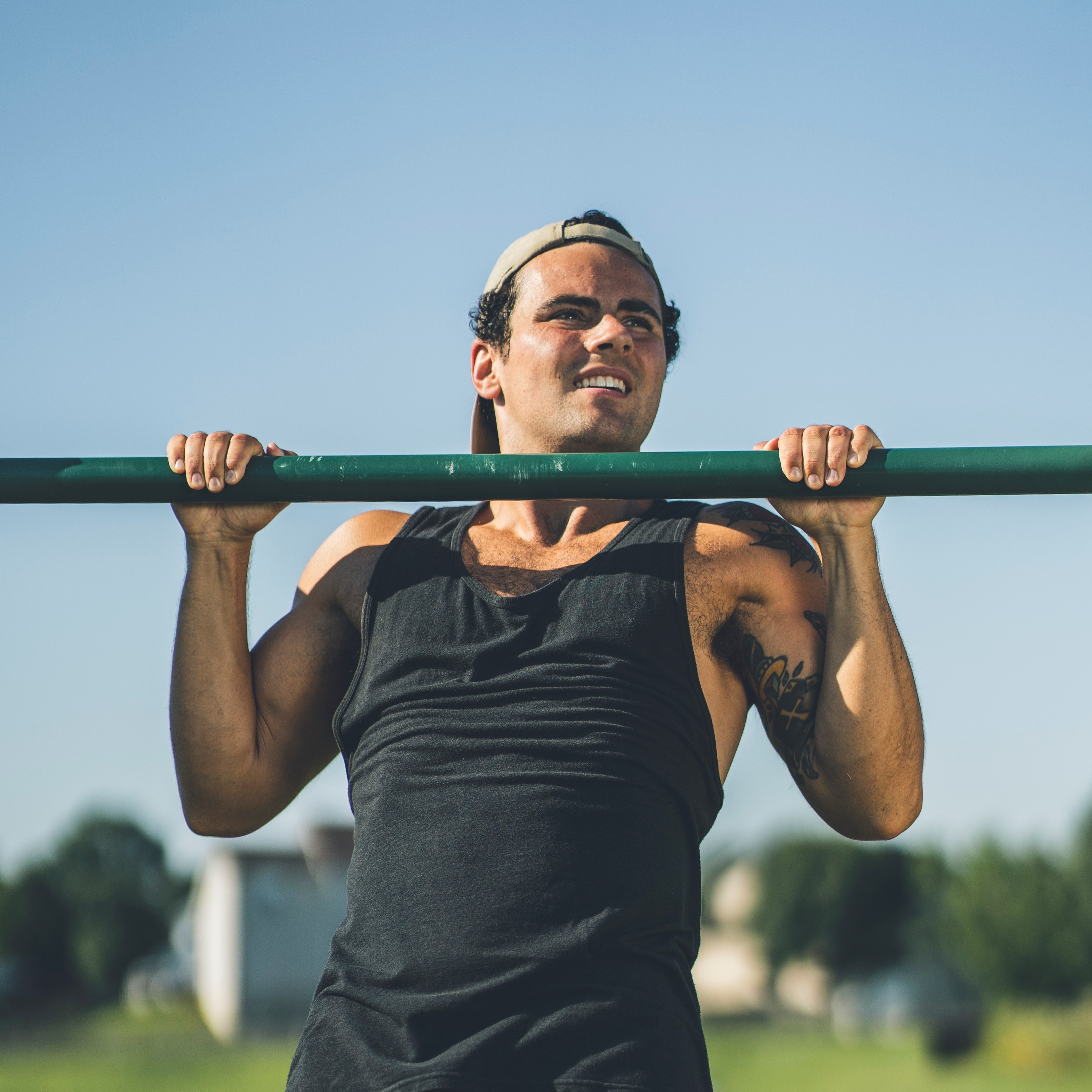 Bodyweight Workout: The Axle Bodyweight Course