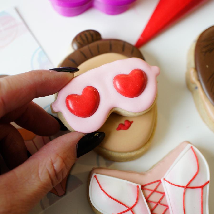 cookie eye mask