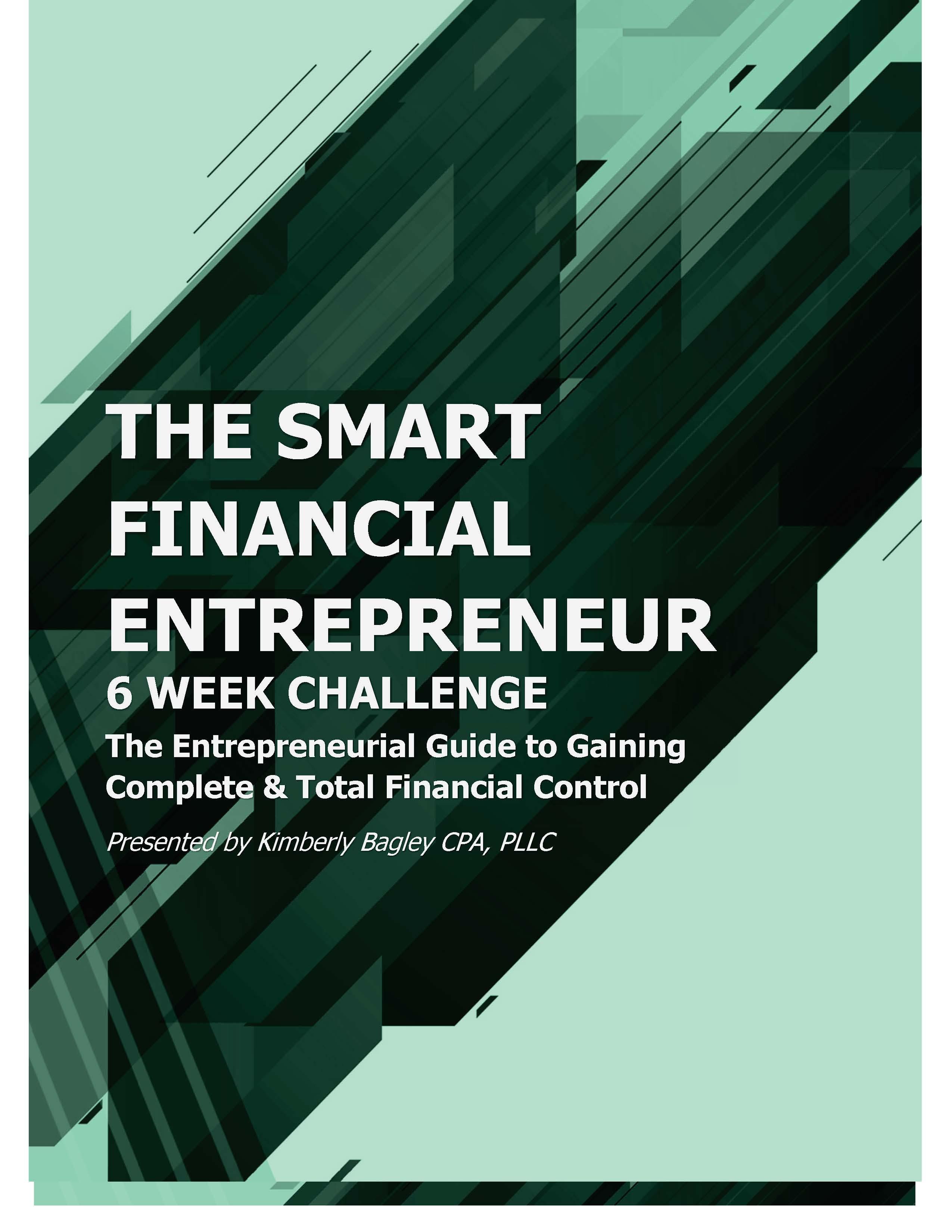 The Smart Financial Entrepreneur - 6 Week Challenge