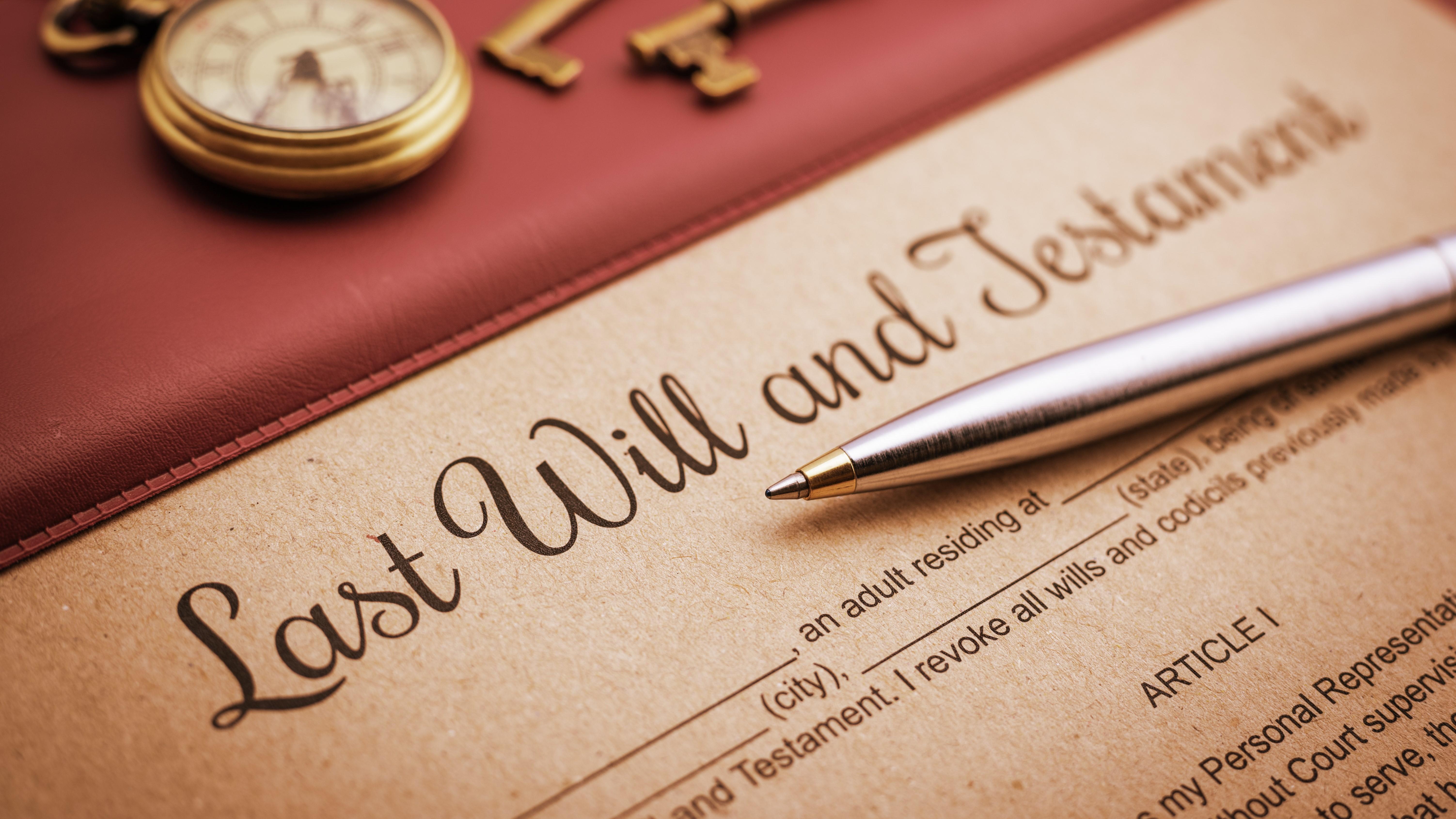 Key Estate Planning Documents