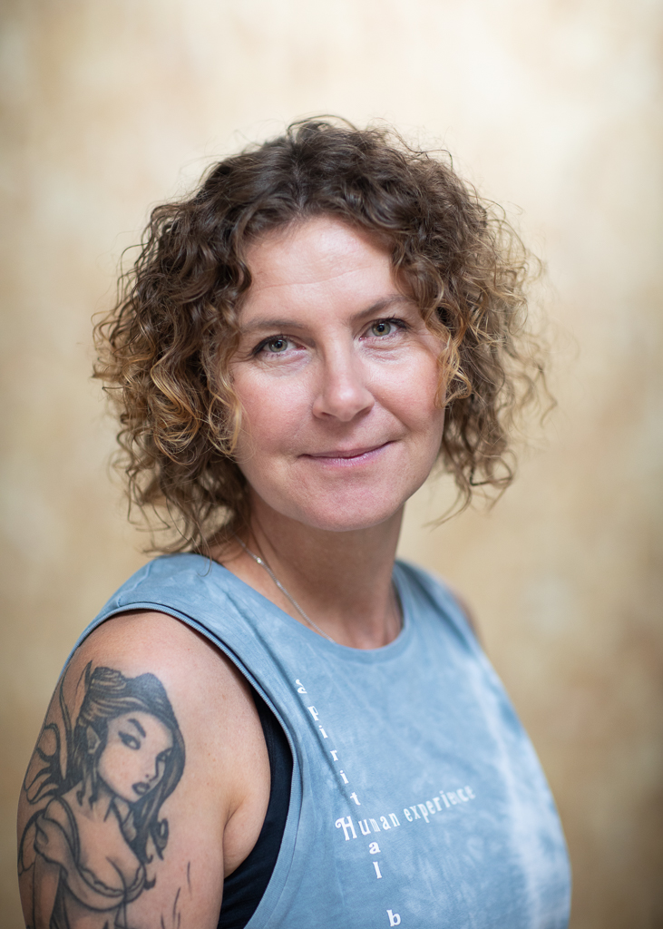 Ann Degerman, yogalärare Zoloz