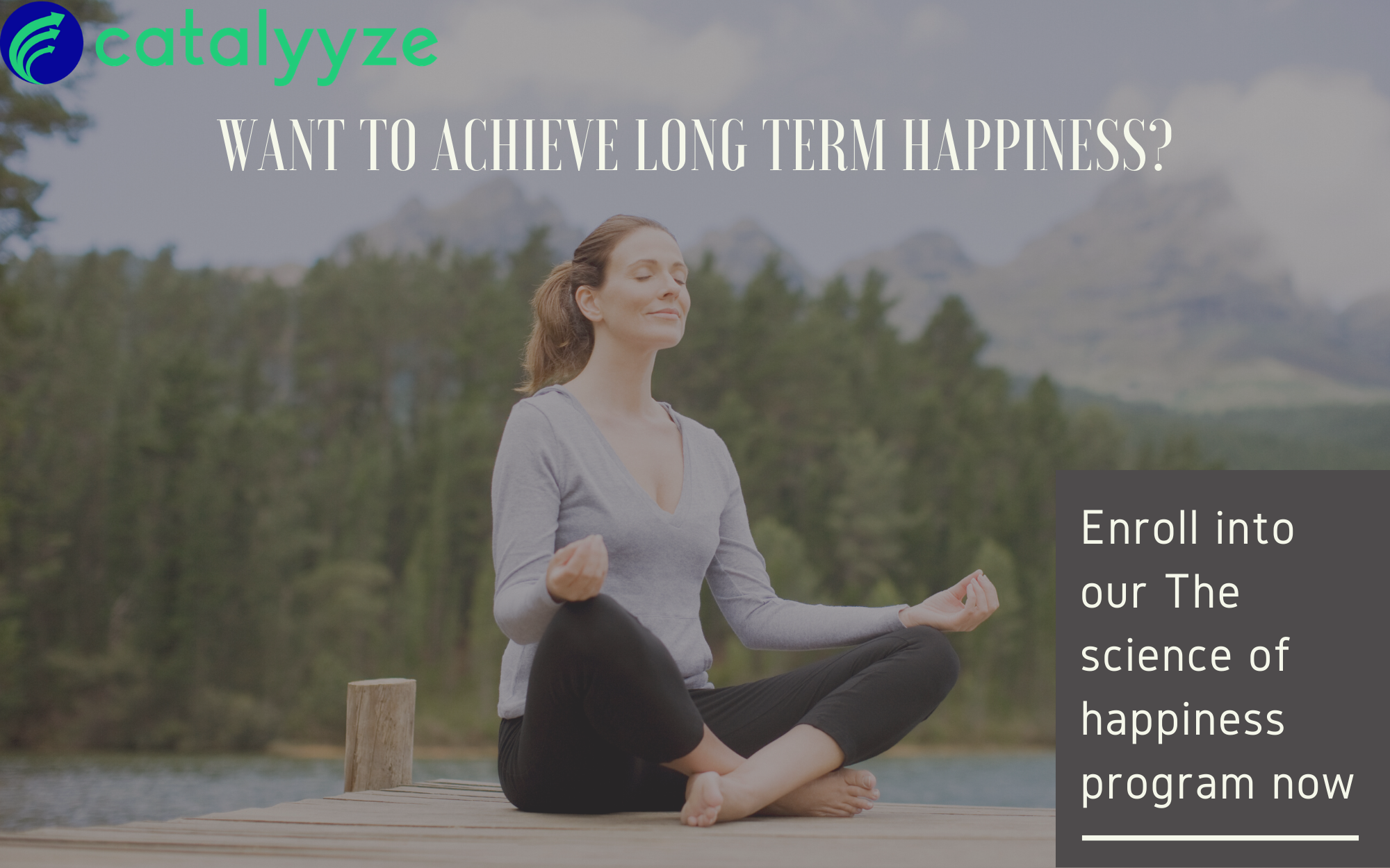 The science of happiness program