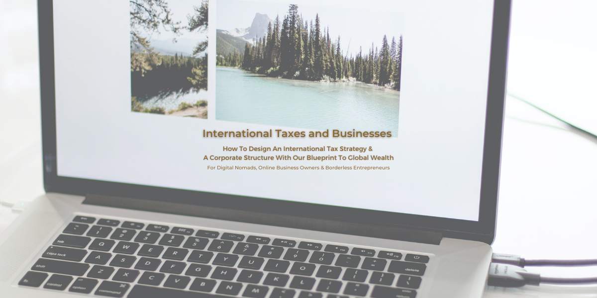 digital nomad taxes