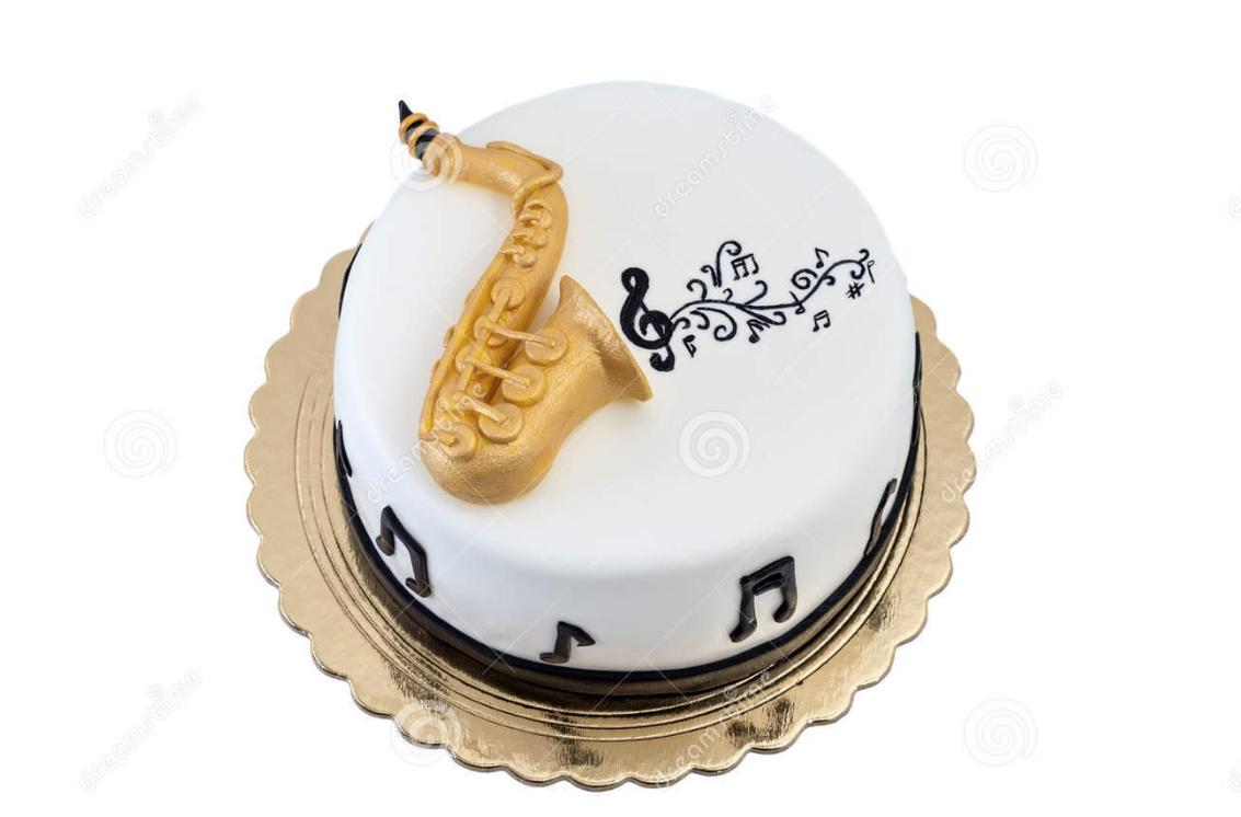 happy birthday sax
