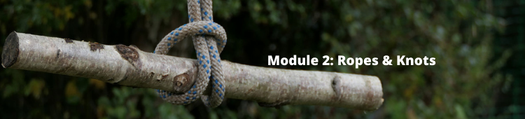 ropes and knots online course