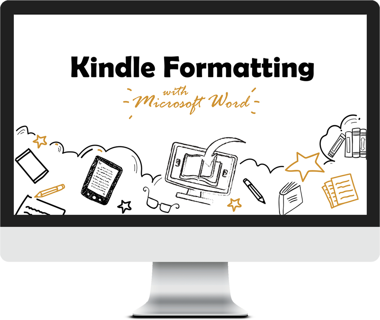 Formatting Your Kindle eBook