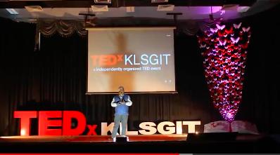 Niket Karajagi TEDx Talk