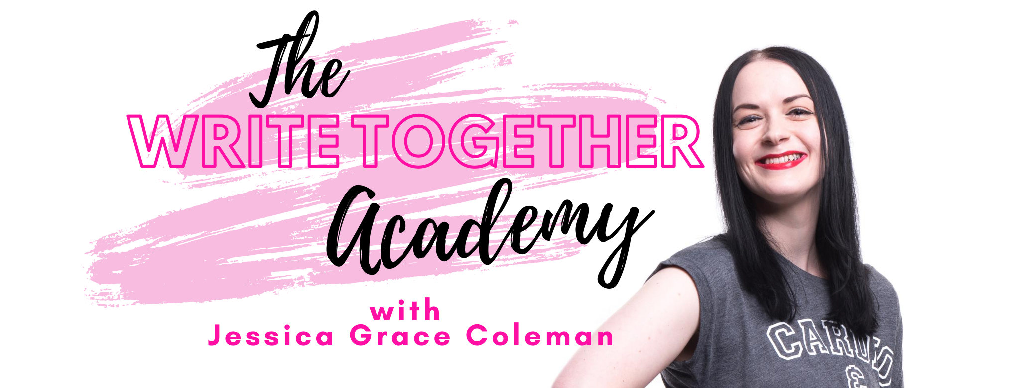The Write Together Academy with Jessica Grace Coleman