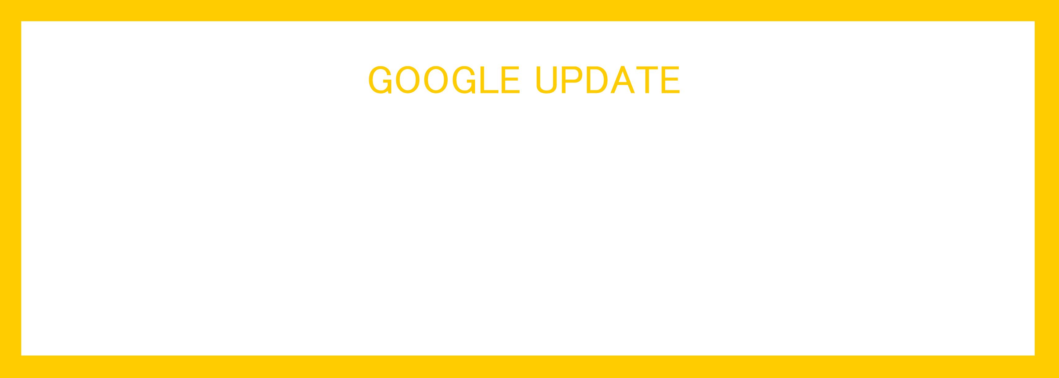 SEO|Googleアップデート対策~検索上位を勝ち取るための手法