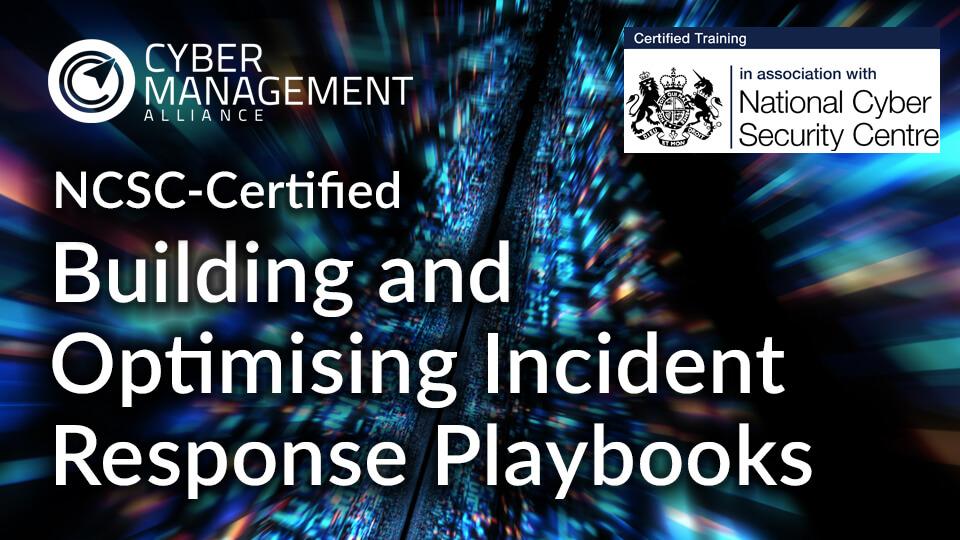 Incident Response Playbooks