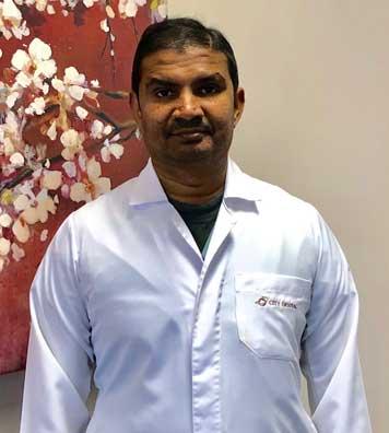 Dr Venu Kallam