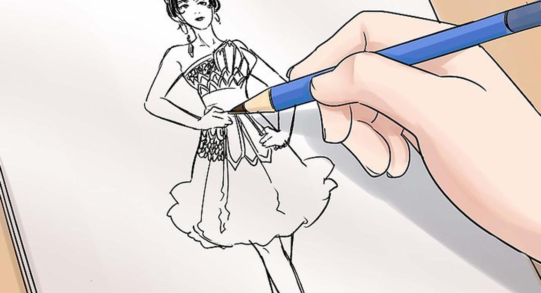 Fashion Sketching Online
