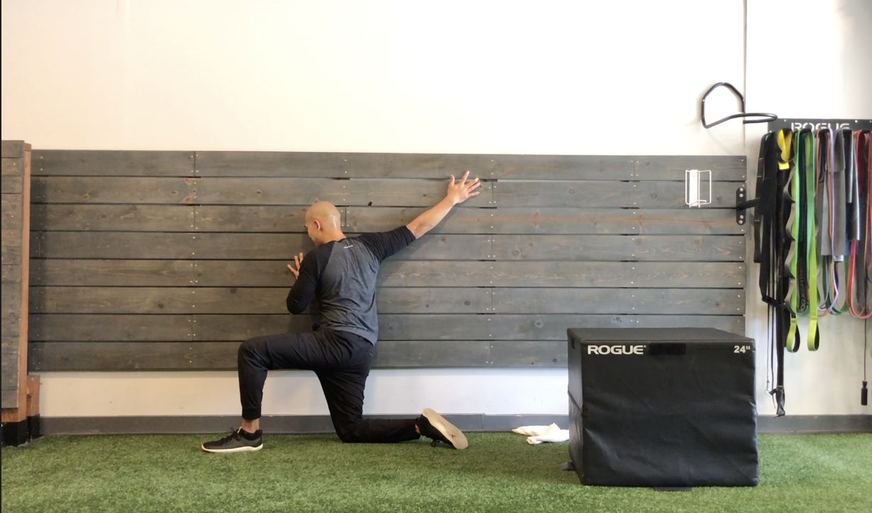 Kinstretch Shoulder Mobility