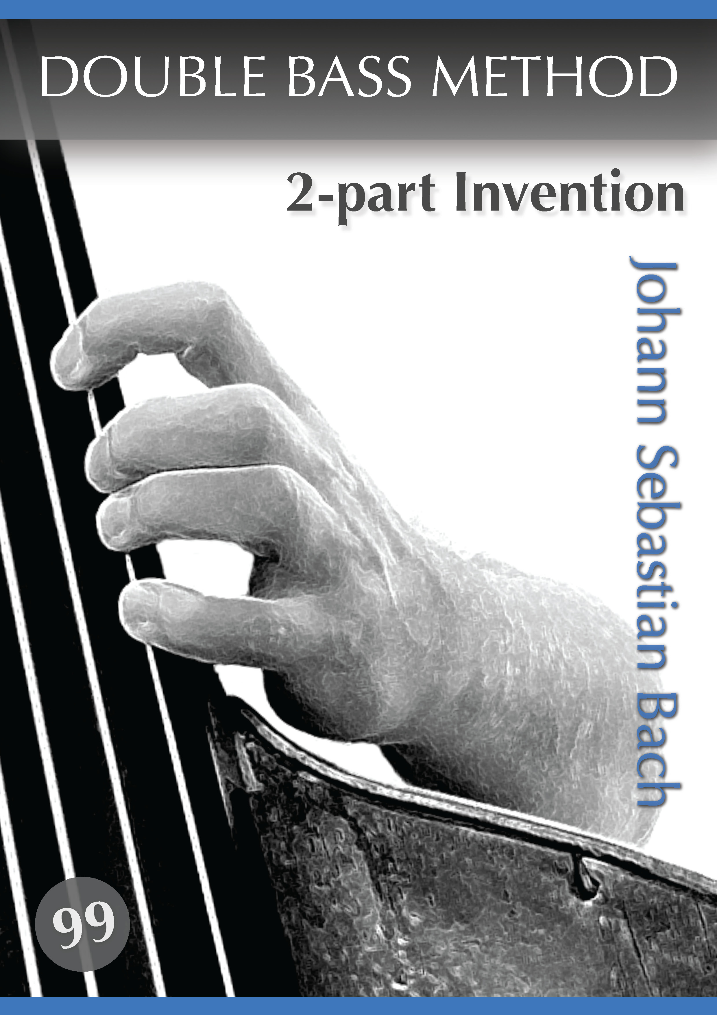 Bach Inventions - Hein Van de Geyn - Double Bass Method
