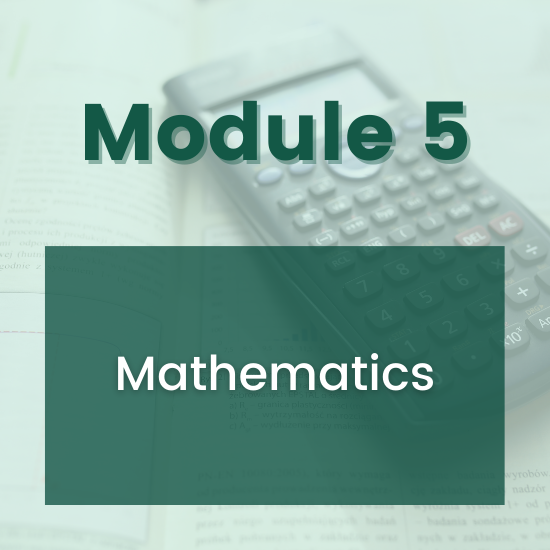 Section 5 - Math