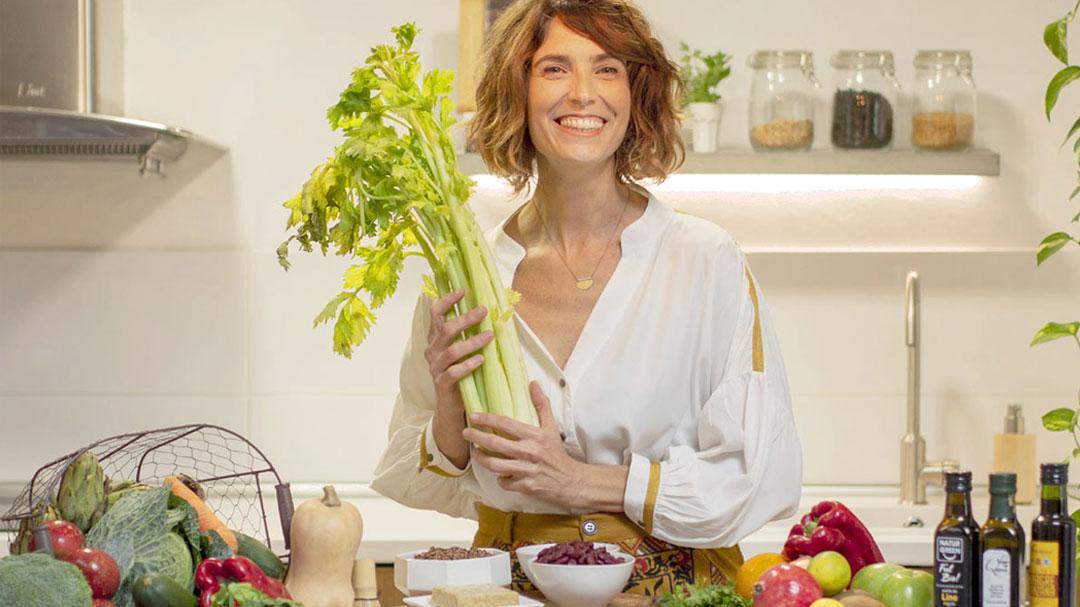 Curso Alimentación y Cocina Antiinflamatoria de Marta Vergés