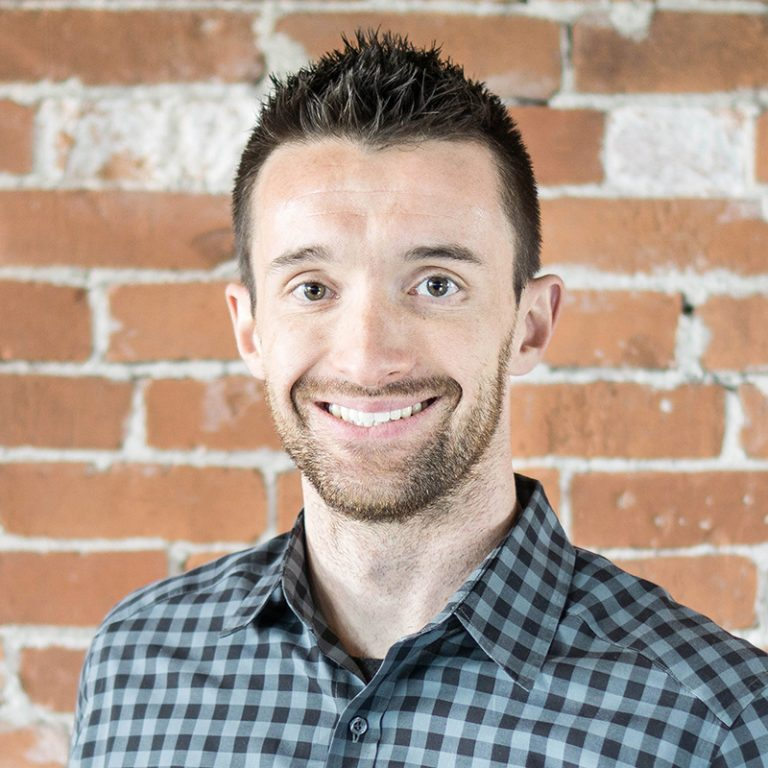Matt Gartland smiling face