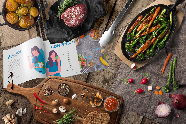 NutriAkros: Guía nutricional de 8 semanas