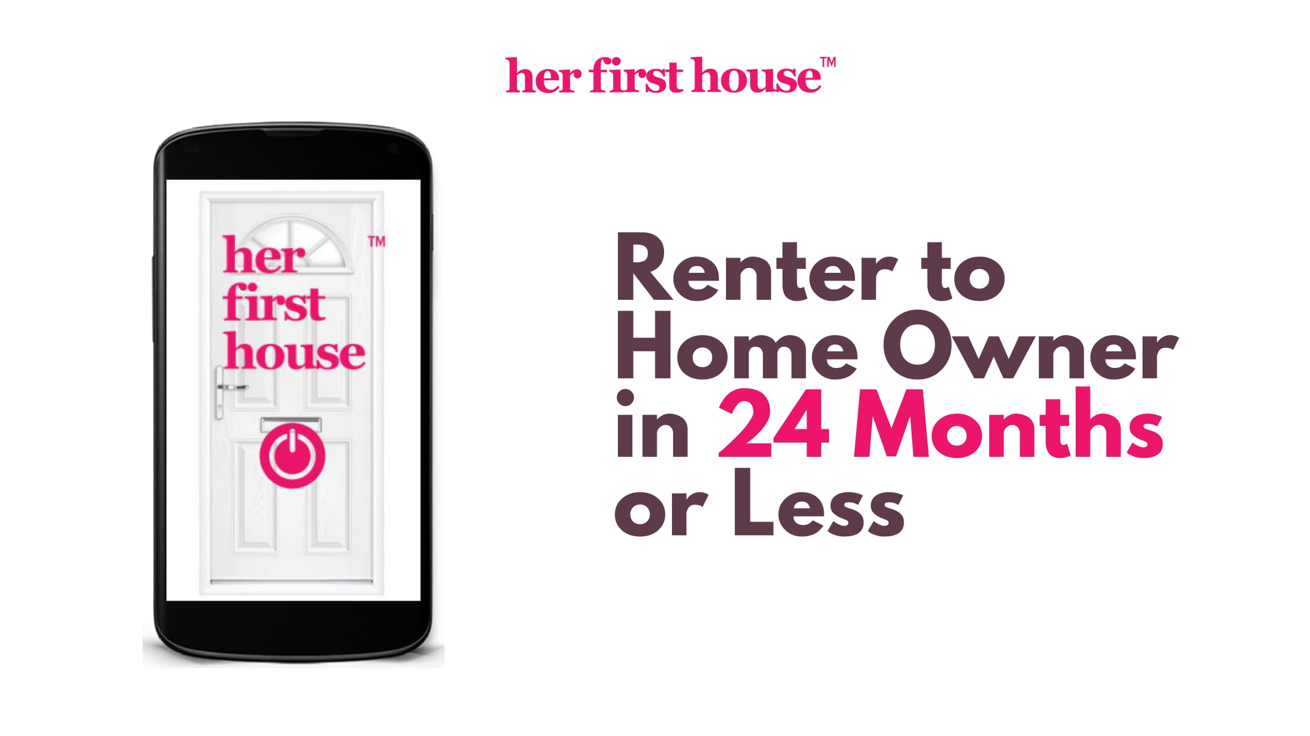Her First House Home Buying Course