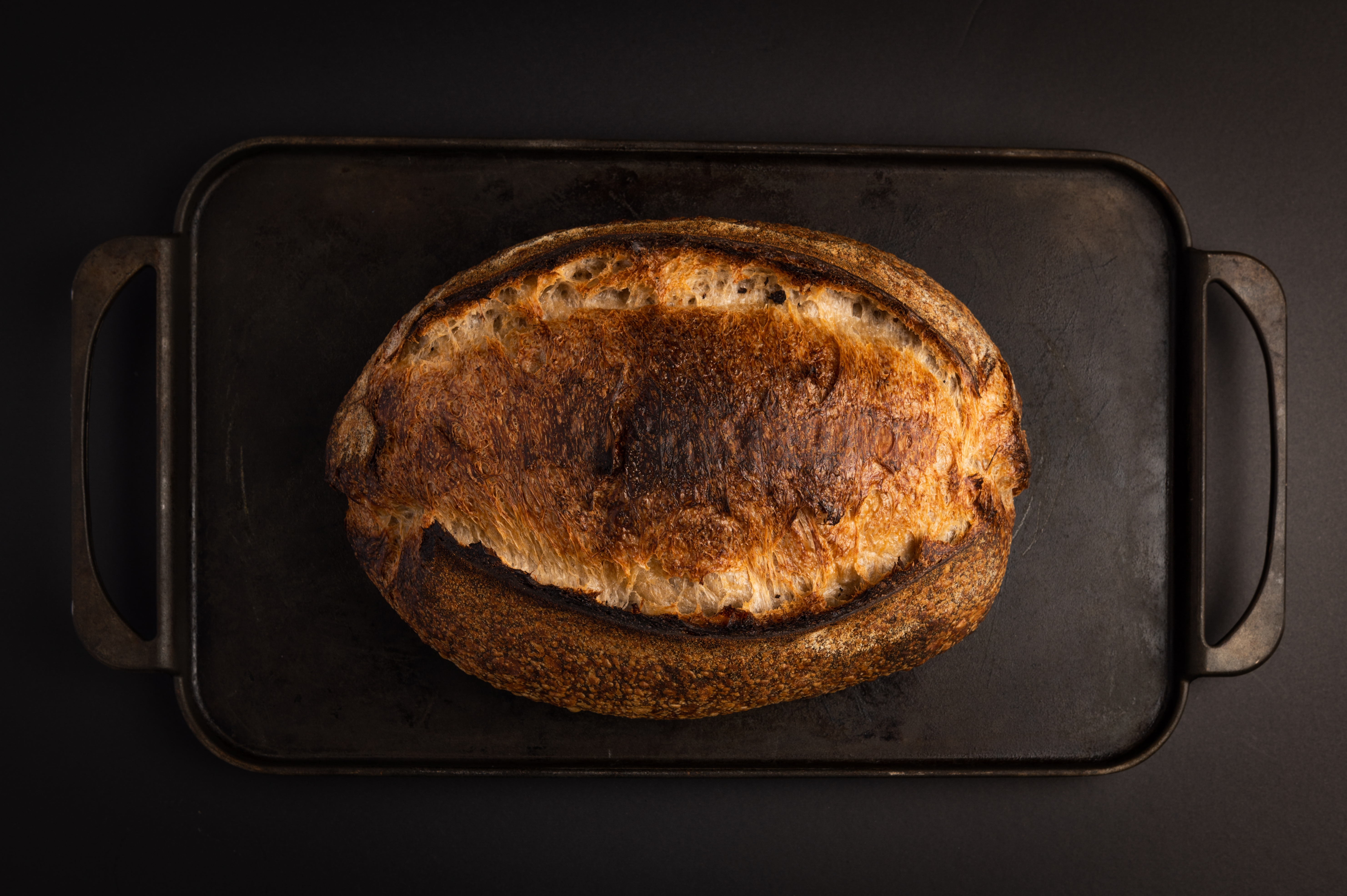 A step by step guide to understanding how you can bake professional quality sourdough with consistently at home.