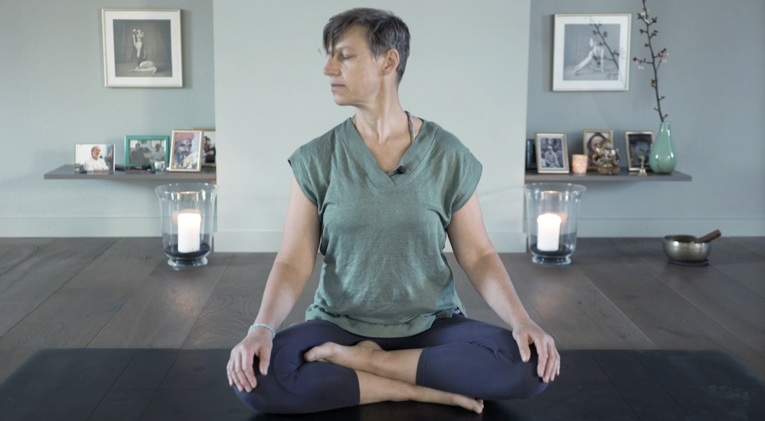 Kriyas and Pranayama Classes