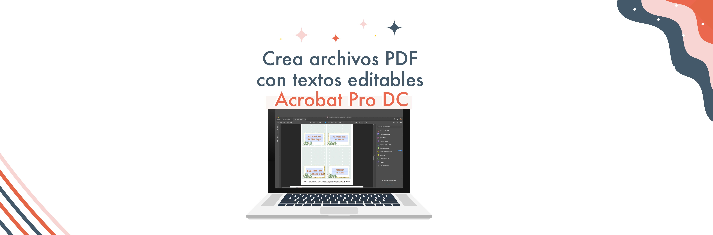 Curso online para crear archivos PDFt