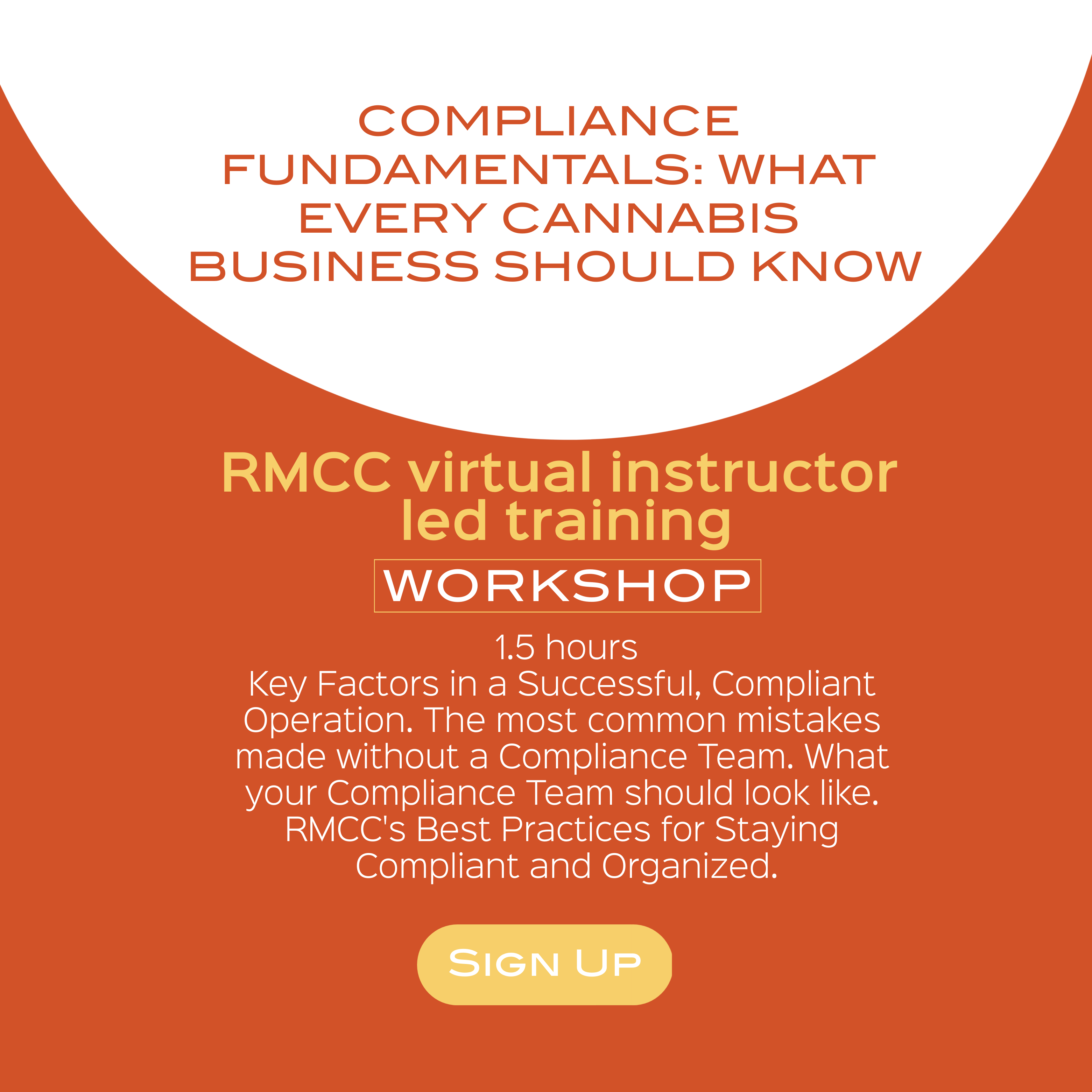 Compliance Fundamentals: What every cannabis business should know
