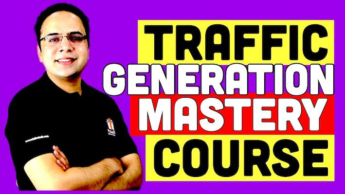Traffic Generation Mastery Course