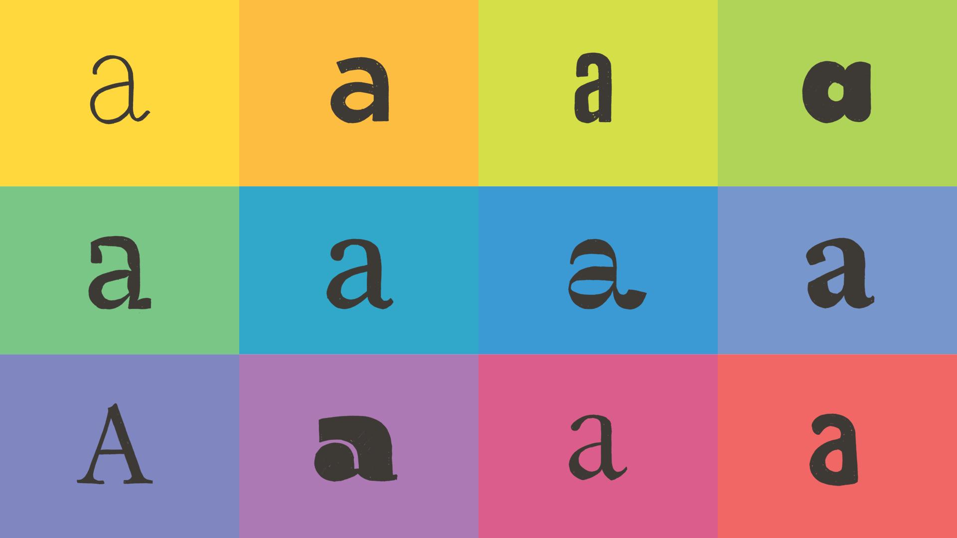 Dicas sobre design tipográfico