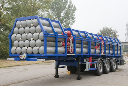 Safe Transportation of Compressed Gas Cylinders online e-learning distance HSE OHSE QHSE HSSE health and safety training course