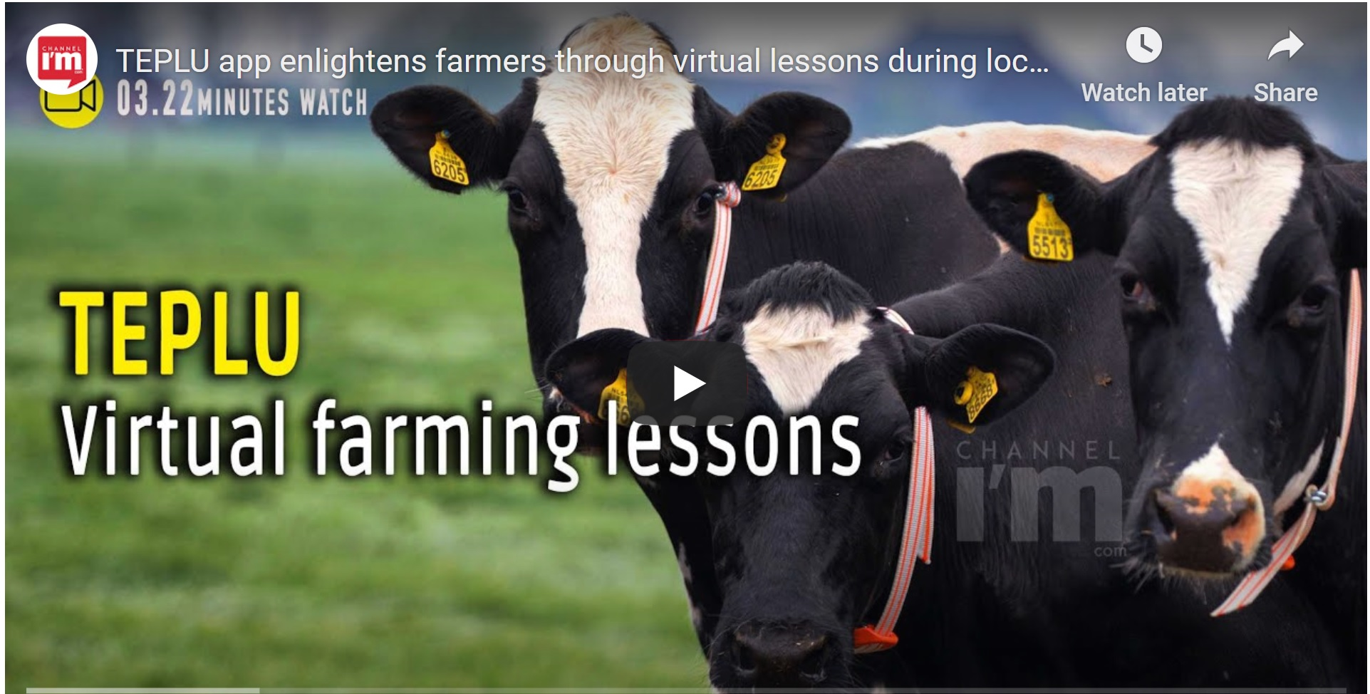 learn dairy farming from experts