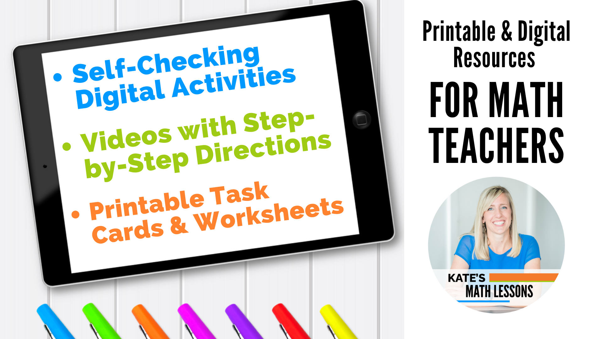 Algebra 1 Review Activities - printable and digital resources for math teachers