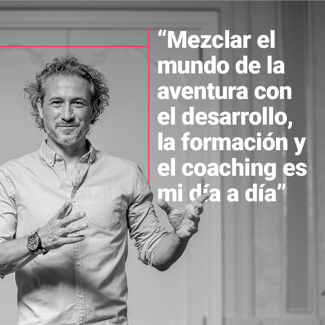 José Juan Agudo, Co-CEO Grupo Atman y experto en gestión de equipos humanos y liderazgo