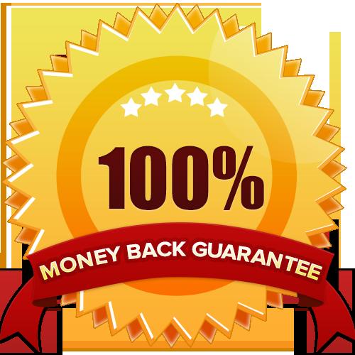Money Back Guarantee Seal