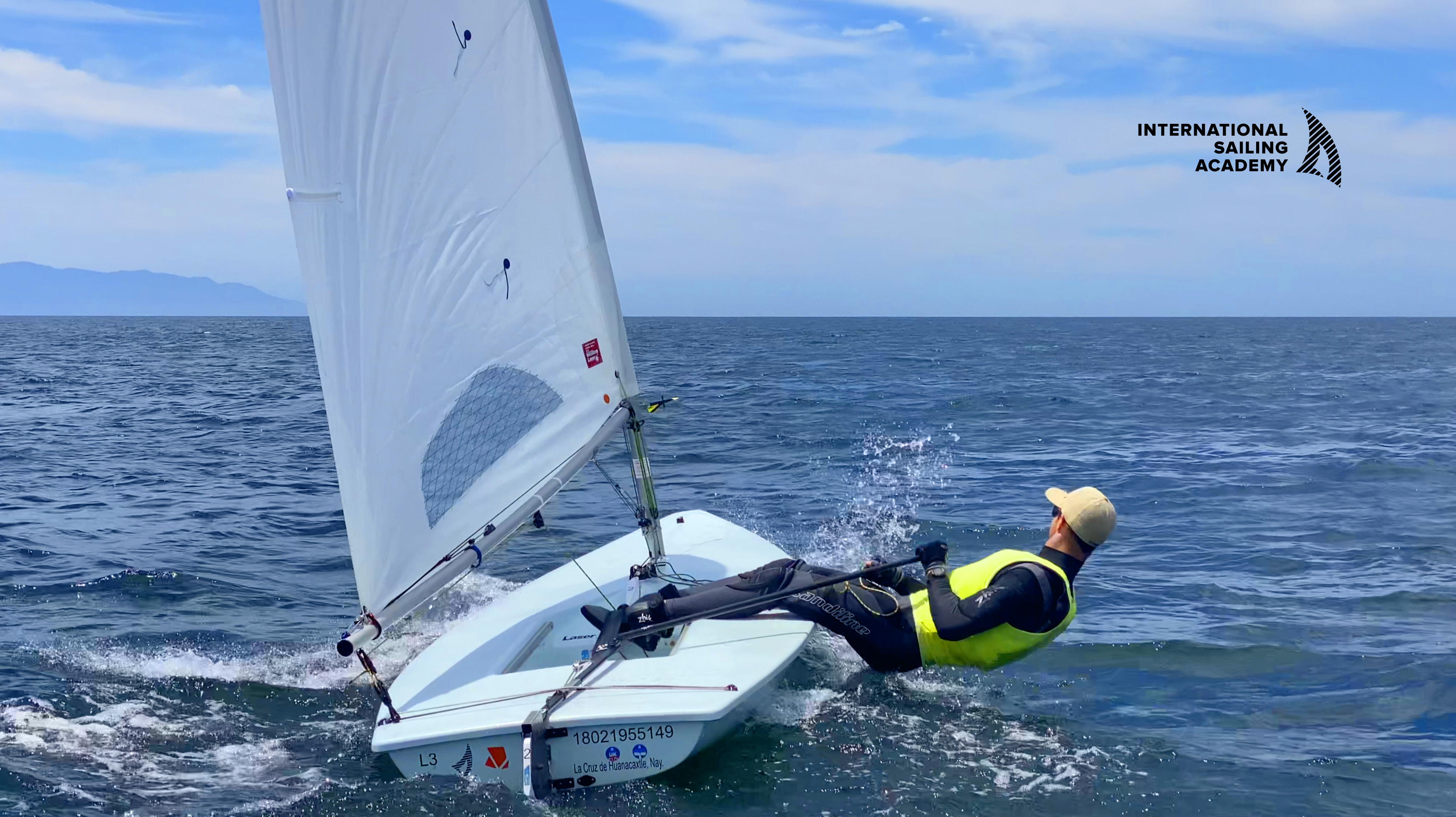 International Sailing Academy: Upwind Speed Complete Course