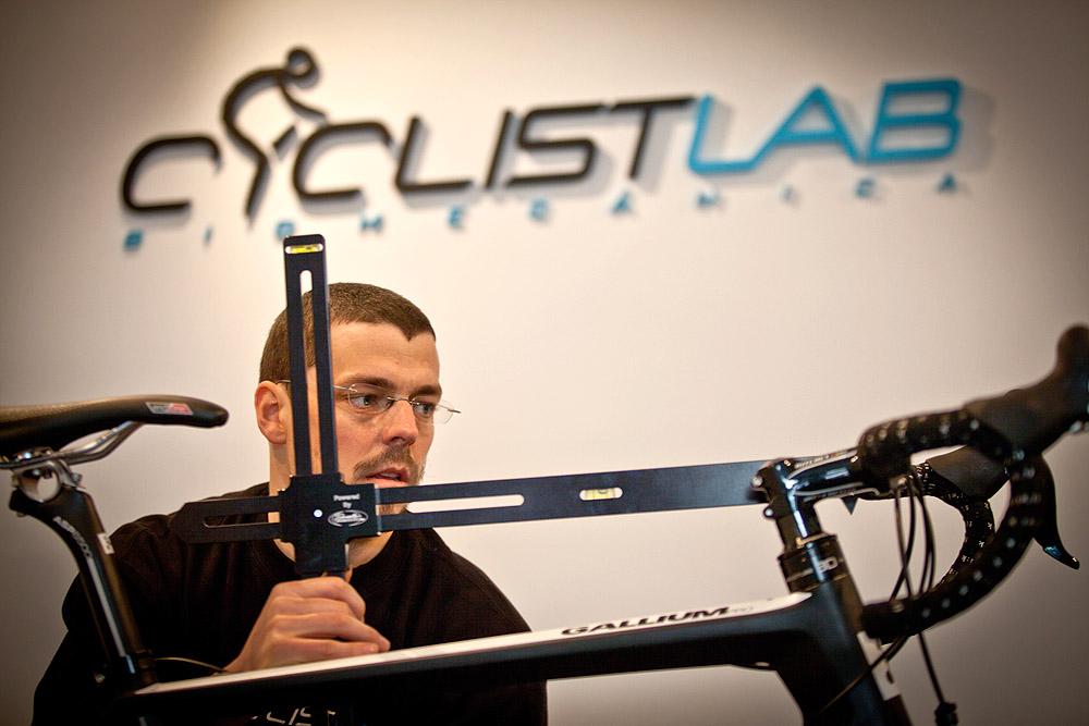 Víctor Calsamiglia fundador de Cyclistlab School