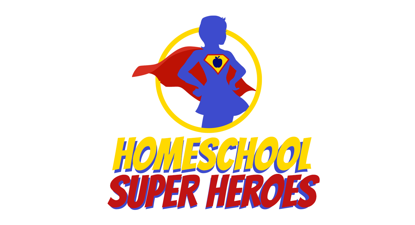 Homeschool Super Heroes Week