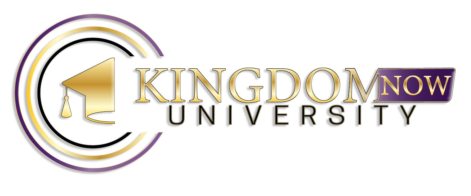 Kingdom Now University Logo