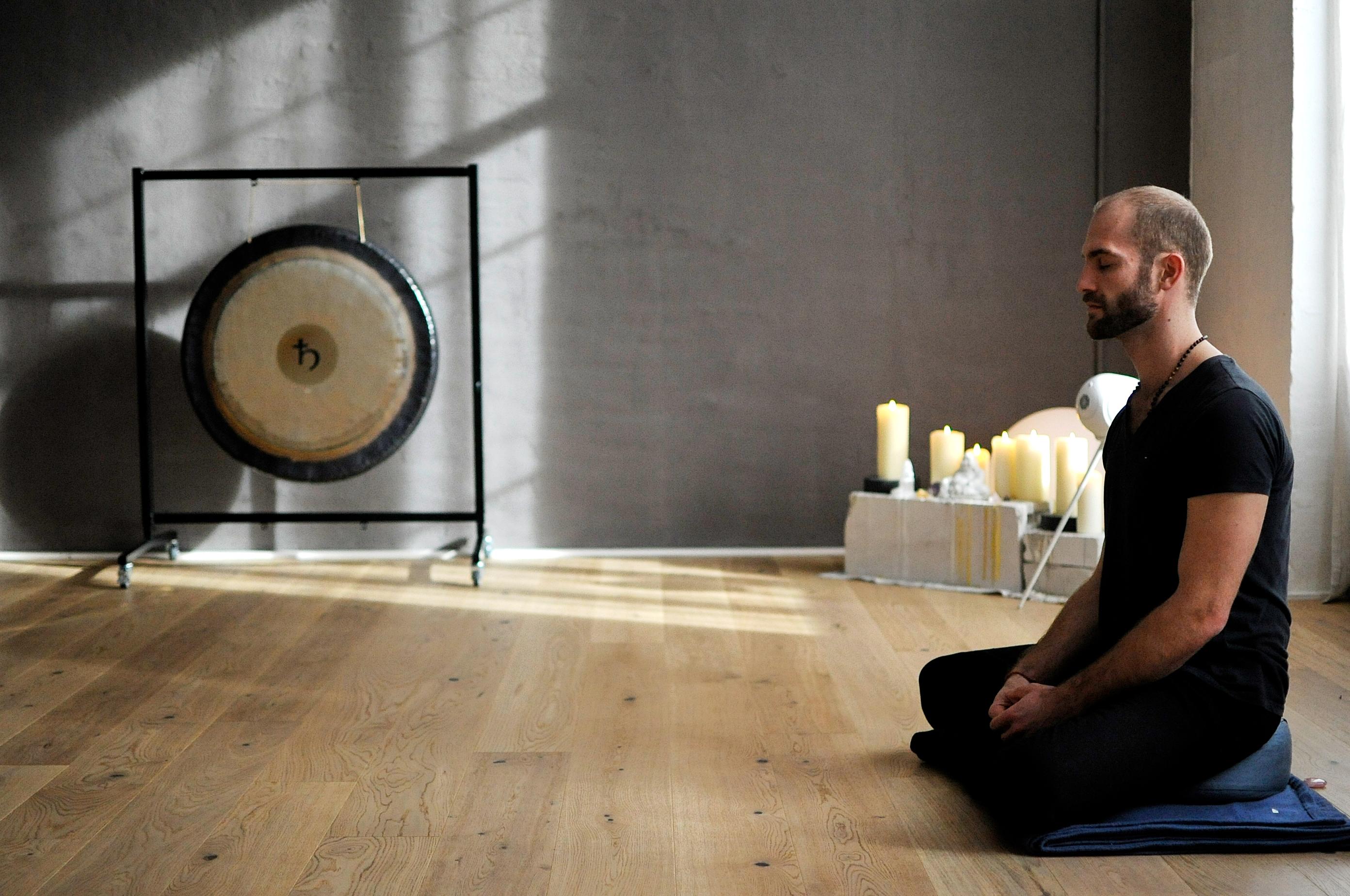 Ben Flegel Meditation