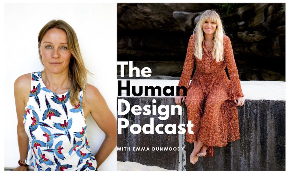 Human Design transits podcast