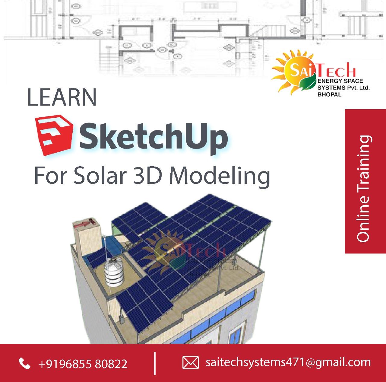 Sketchup3d Modeling