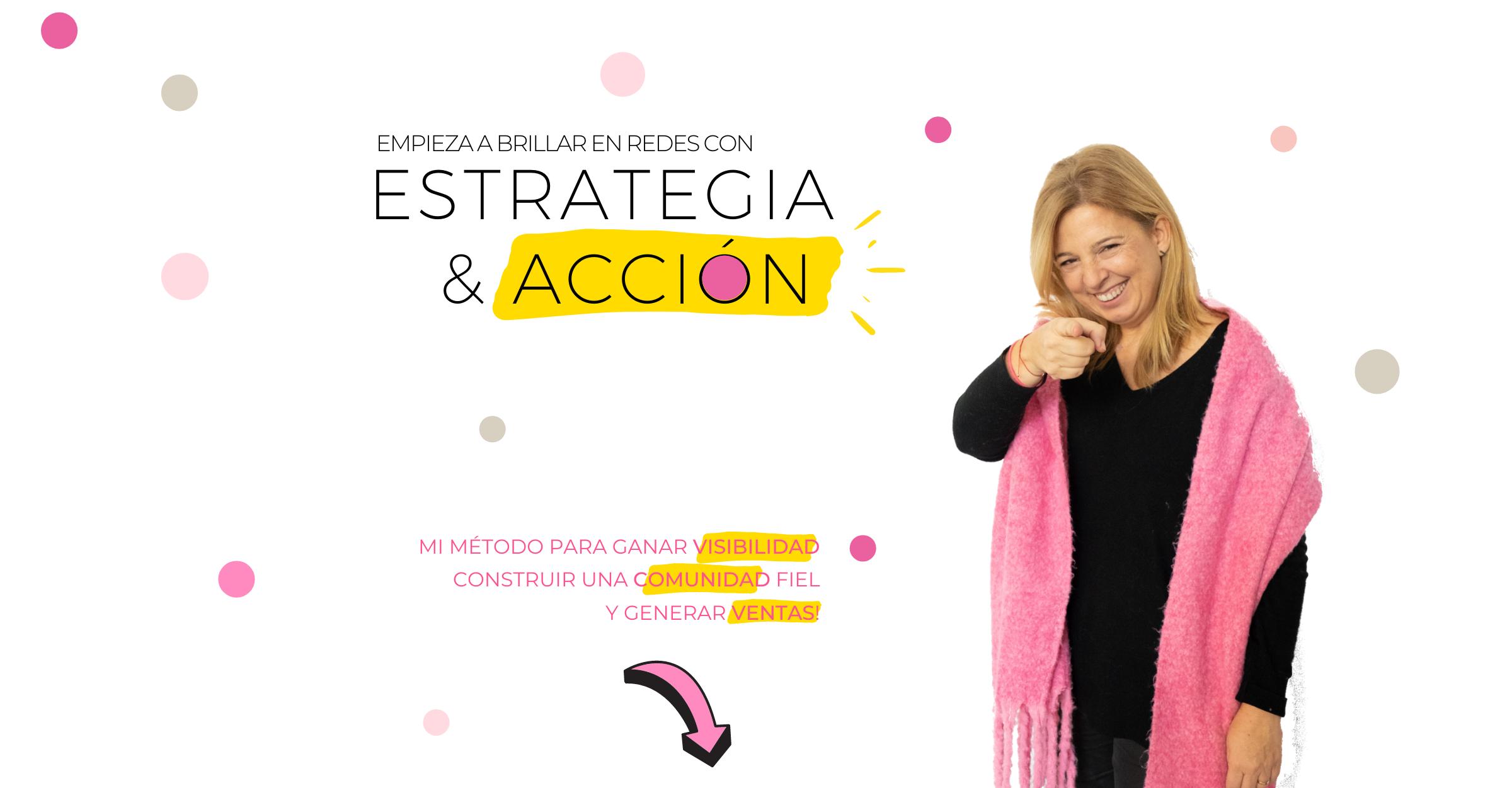 Entrenamiento Estrategia y Acción en redes Sociales con Melodijoadela