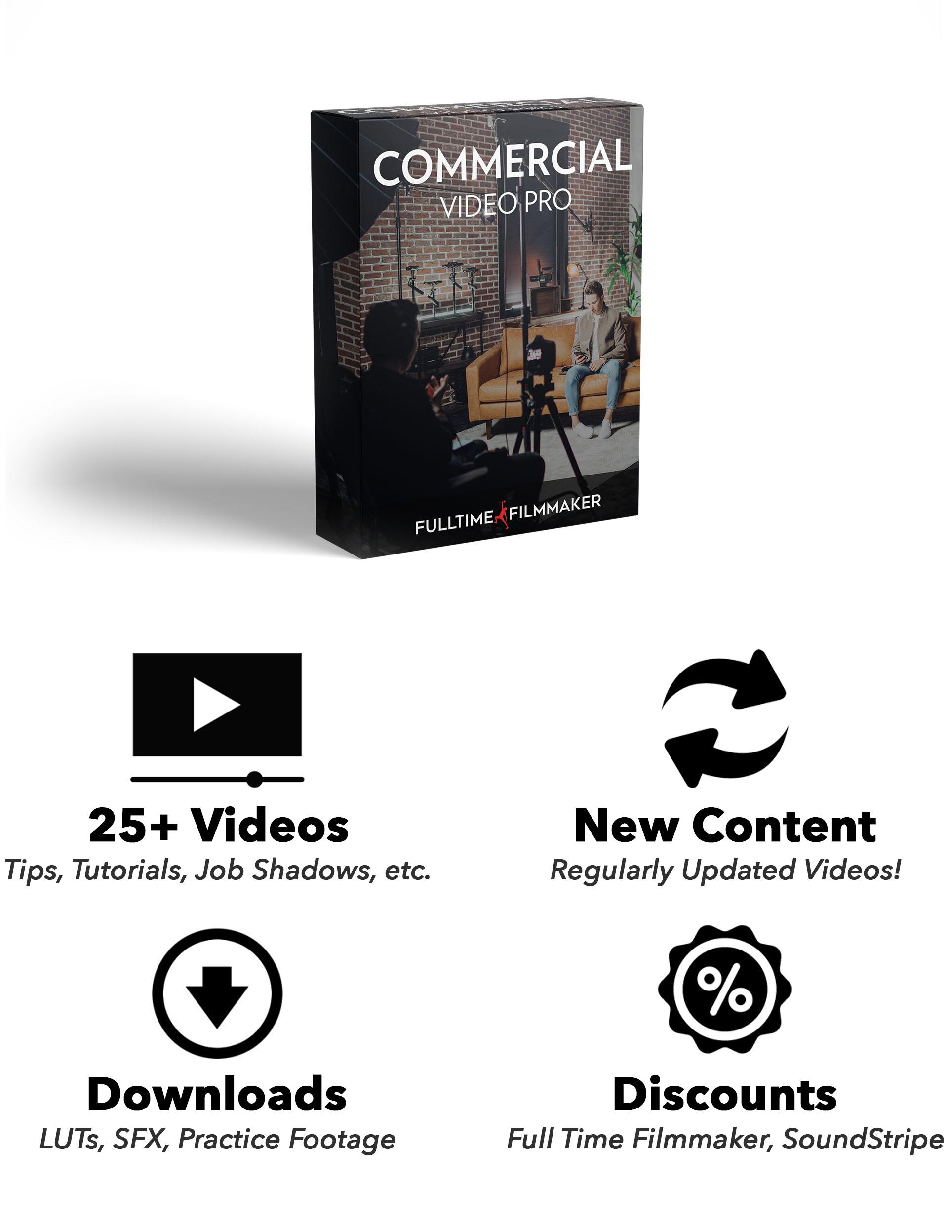 Fulltime Filmmaker Commercial Video Pro Free Download