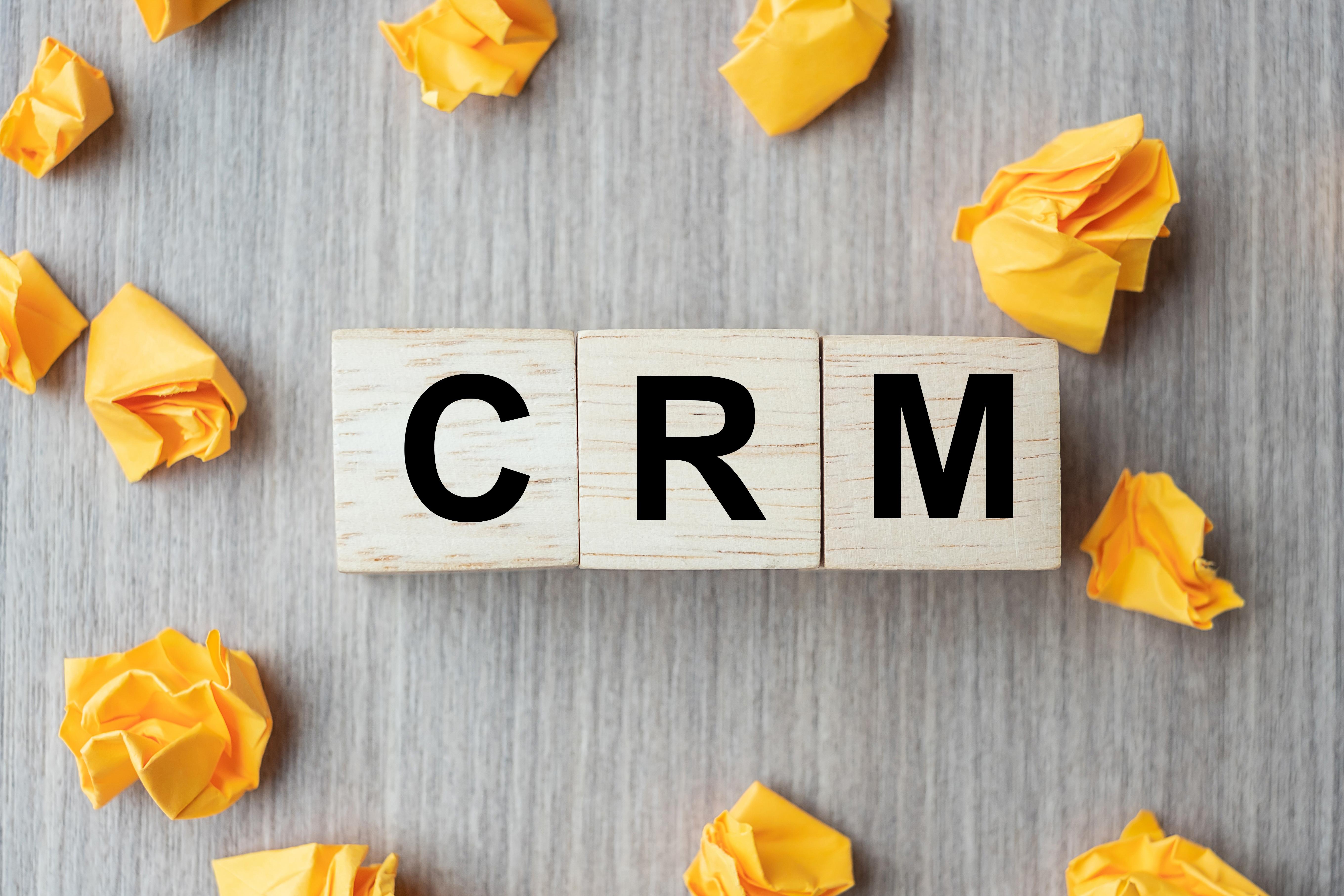 Mojo as CRM