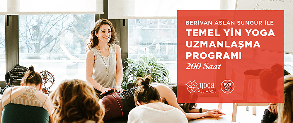 Temel Yin Yoga Uzmanlaşma Programı 200 Saat