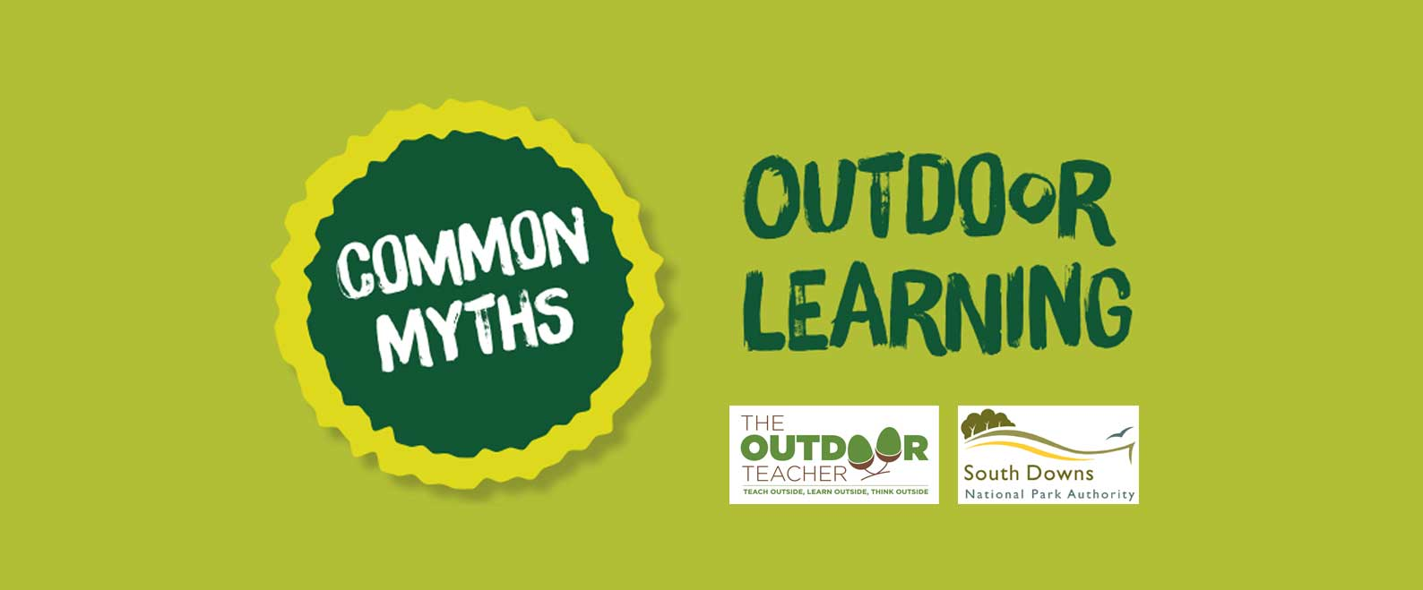 outdoor learning common myths