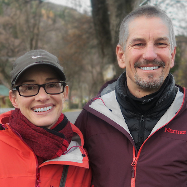 Paul and Sandra from Minimalisr Journeys