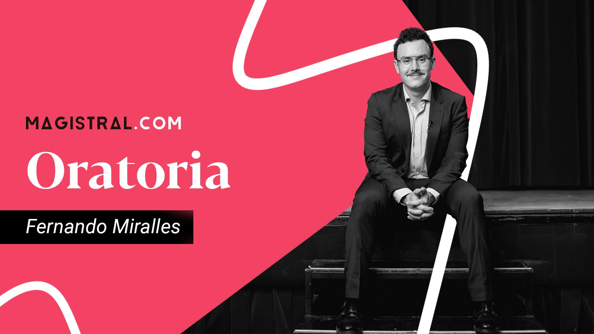 Fernando Miralles, Orador, aprende a hablar en público, CEO y comunicador en Saber Comunicar