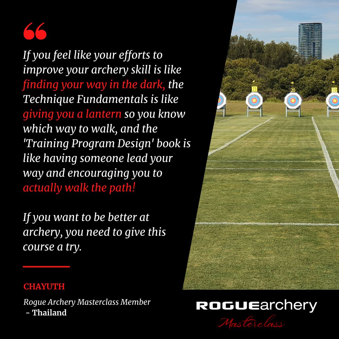 Recurve Archery Technique Fundamentals | Archery Coaching | Rogue Archery Masterclass | Olympic Archery | Online Coaching | Archery Form