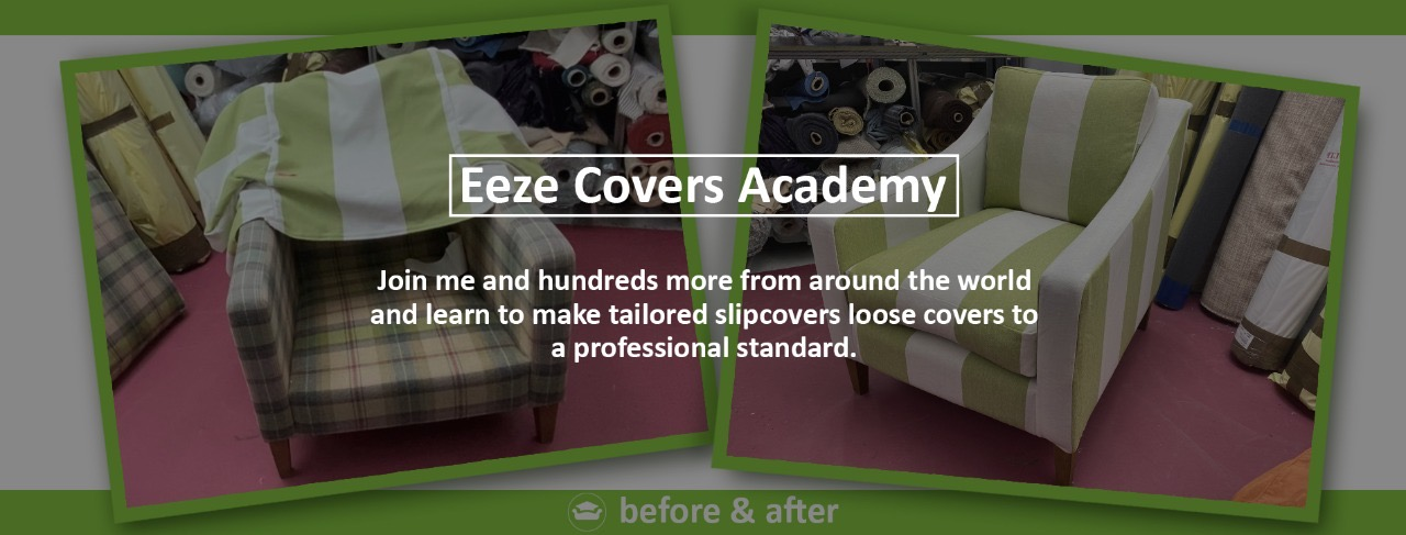 learn to make loose covers online